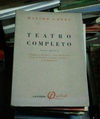 Libro TEATRO COMPLETO - TOMO 5