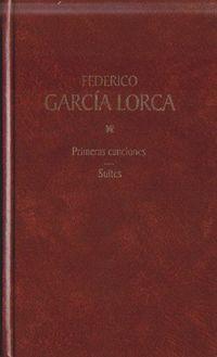 Libro PRIMERAS CANCIONES: Y SUITES