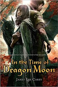 Libro IN THE TIME OF THE DRAGON MOON (WILDE ISLAND CHRONICLES #3)