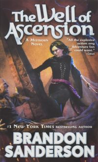 Libro THE WELL OF ASCENCION (MISTBORN #2)
