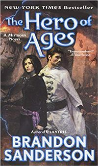 Libro THE HERO OF AGES (MISTBORN #3)