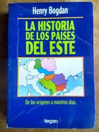 Libro HISTORIA DE LOS PAÍSES DEL ESTE