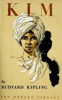 Libro KIM DE LA INDIA