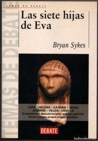 Libro LAS SIETE HIJAS DE EVA
