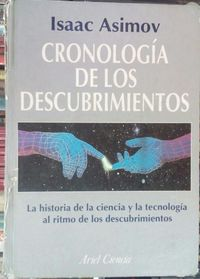 Libro CRONOLOGÍA DE LOS DESCUBRIMIENTOS