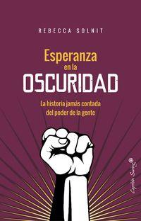 Libro ESPERANZA EN LA OSCURIDAD
