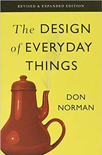 Libro THE DESIGN OF EVERYDAY THINGS