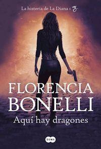 Libro AQUÍ HAY DRAGONES