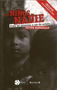 Libro LOS NIÑOS DE NADIE