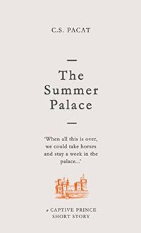 Libro THE SUMMER PALACE