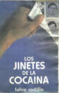 Libro LOS JINETES DE LA COCAÍNA