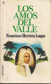 Libro LOS AMOS DEL VALLE
