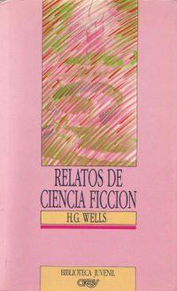 Libro RELATOS DE CIENCIA FICCIÓN
