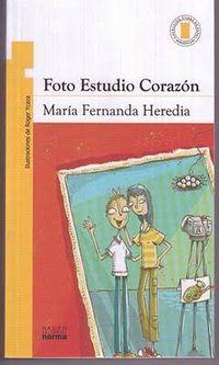 Libro FOTO ESTUDIO CORAZÓN