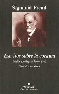 Libro ESCRITOS SOBRE LA COCAÍNA