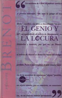 Libro EL GENIO Y LA LOCURA