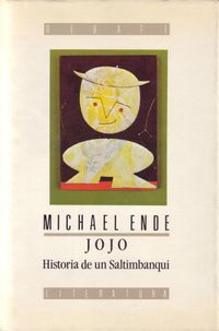 Libro JOJO: HISTORIA DE UN SALTIMBANQUI
