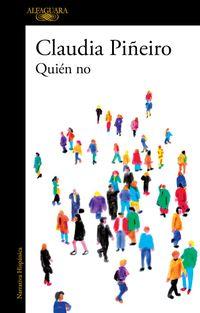 Libro QUIÉN NO