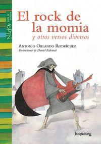 Libro EL ROCK DE LA MOMIA Y OTROS VERSOS DIVERSOS