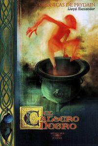 Libro EL CALDERO NEGRO (CRÓNICAS DE PRYDAIN # 2)