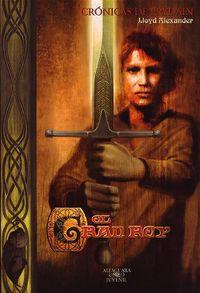 Libro EL GRAN REY (CRÓNICAS DE PRYDAIN # 5)