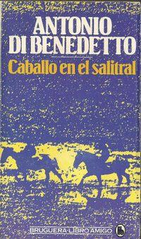 Libro CABALLO EN EL SALITRAL