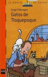 Libro GATOS DE TLAQUEPAQUE