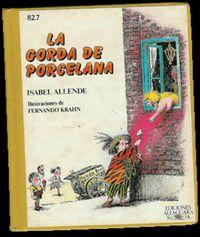 Libro LA GORDA DE PORCELANA