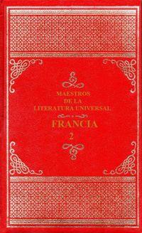 Libro MAESTROS DE LA LITERATURA UNIVERSAL (FRANCIA #2)