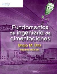 Libro FUNDAMENTOS DE INGENIERÍA DE CIMENTACIONES