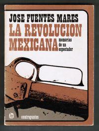 Libro LA REVOLUCIÓN MEXICANA
