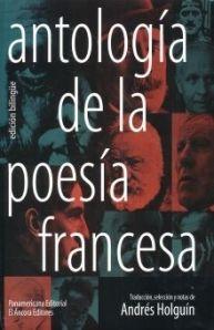 Libro ANTOLOGÍA DE LA POESÍA FRANCESA