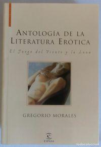 Libro ANTOLOGÍA DE LA LITERATURA ERÓTICA