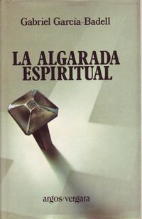 Libro LA ALGARADA ESPIRITUAL