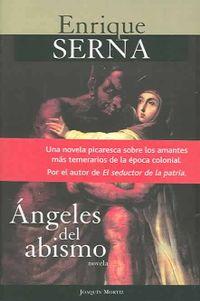 Libro ÁNGELES DEL ABISMO