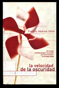 Libro LA VELOCIDAD DE LA OSCURIDAD