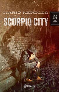 Libro SCORPIO CITY