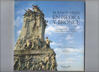 Libro BUENOS AIRES EN PIEDRA Y BRONCE