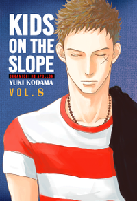 Libro KIDS ON THE SLOPE #5