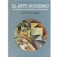 Libro EL ARTE MODERNO