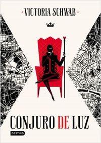 Libro CONJURO DE LUZ
