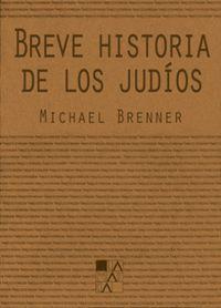 Libro BREVE HISTORIA DE LOS JUDÍOS