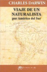 Libro VIAJE DE UN NATURALISTA POR AMÉRICA DEL SUR