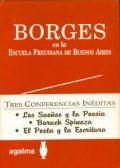 Libro BORGES EN LA ESCUELA FREUDIANA DE BUENOS AIRES