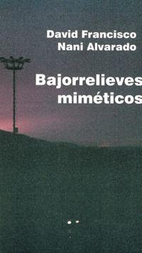 Libro BAJORRELIEVES MIMÉTICOS
