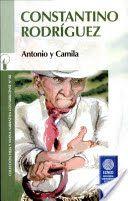 Libro ANTONIO Y CAMILA