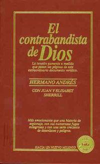 Libro EL CONTRABANDISTA DE DIOS