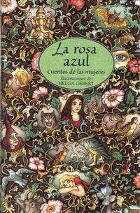 Libro LA ROSA AZUL