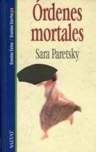 Libro ÓRDENES MORTALES