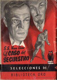 Libro EL CASO DEL SECUESTRO
